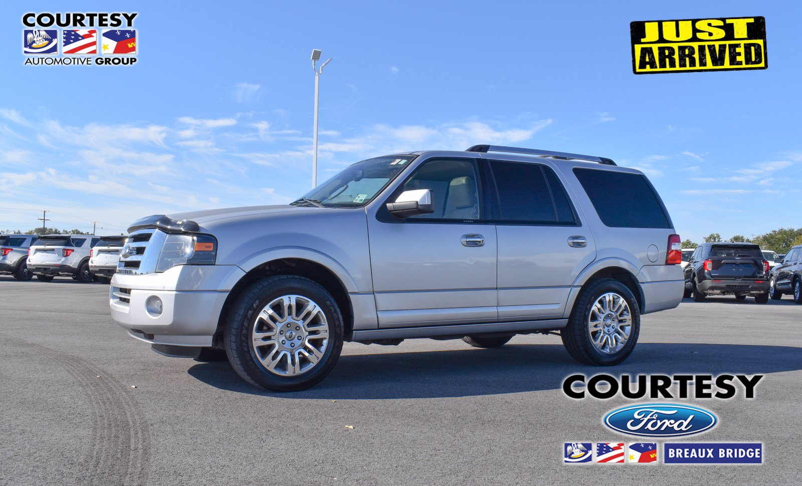 2012 Ford Expedition 2WD Limited