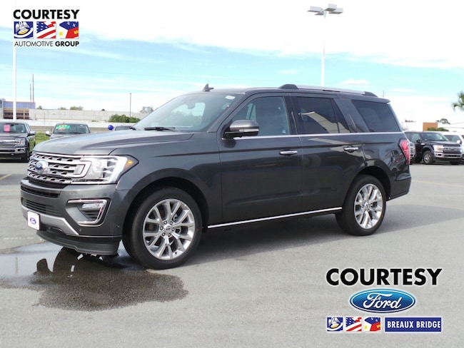 New 2018 Ford Expedition Limited in Breaux Bridge