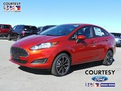 New Ford 2019 Ford Fiesta SE 3FADP4BJ9KM117611 in Breaux Bridge, LA