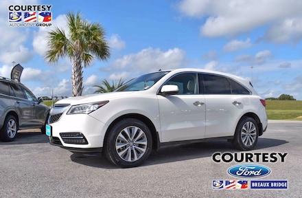 2016 Acura MDX w/Tech FWD  w/Tech for Sale in Breaux Bridge, LA