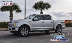 New Ford 2019 Ford F-150 LARIAT in Breaux Bridge, LA