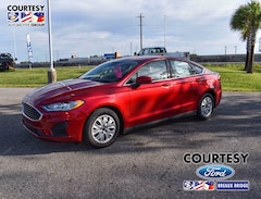 2020 Ford Fusion S For Sale in Breaux Bridge