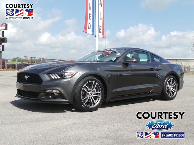 Used 2017 Ford Mustang I4 in Breaux Bridge