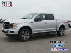 New Ford 2018 Ford F-150 XLT 1FTEW1EG1JKF67095 in Breaux Bridge, LA