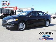 New Ford 2019 Ford Fusion Hybrid SE 3FA6P0LU6KR127459 in Breaux Bridge, LA