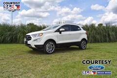 New 2020 Ford EcoSport Titanium For Sale in Breaux Bridge