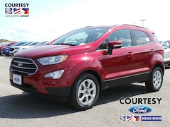 New 2019 Ford EcoSport SE For Sale in Breaux Bridge