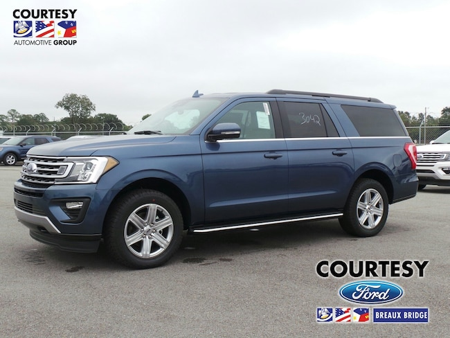 New 2018 Ford Expedition Max XLT in Breaux Bridge