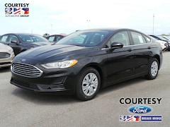 New Ford 2019 Ford Fusion S 3FA6P0G76KR213455 in Breaux Bridge, LA