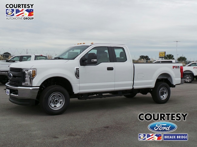 New 2019 Ford Super Duty F-250 XL in Breaux Bridge