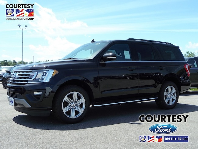 New 2019 Ford Expedition XLT in Breaux Bridge