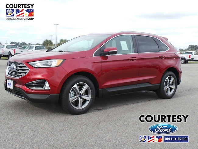 New 2019 Ford Edge SEL in Breaux Bridge