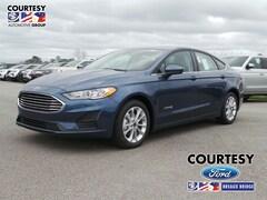 New 2019 Ford Fusion Hybrid SE For Sale in Breaux Bridge