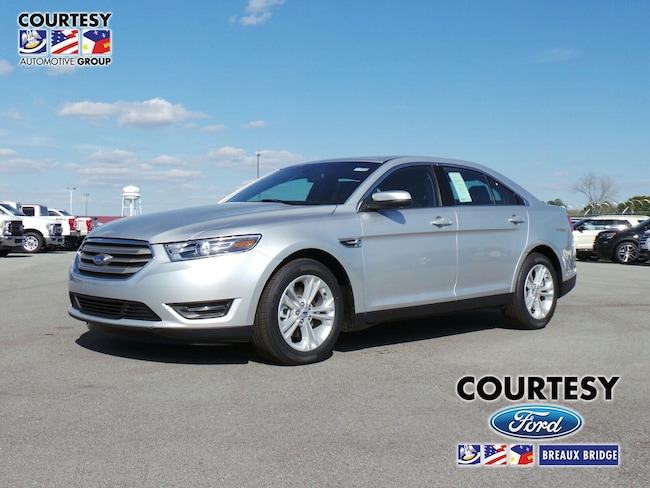 New 2018 Ford Taurus SEL in Breaux Bridge