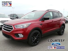 New 2019 Ford Escape SE For Sale in Breaux Bridge