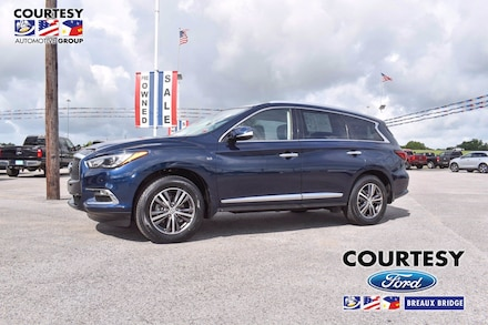2017 INFINITI QX60 AWD for Sale in Breaux Bridge, LA