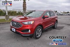 New 2020 Ford Edge SEL For Sale in Breaux Bridge