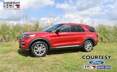 New 2020 Ford Explorer Limited For Sale in Breaux Bridge