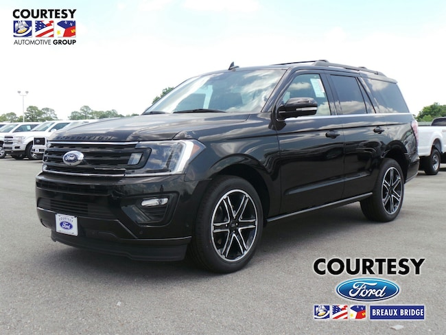 New 2019 Ford Expedition Limited in Breaux Bridge