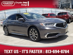 2018 Acura TLX w/Technology Pkg 3.5L FWD w/Technology Pkg