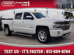 2018 Chevrolet Silverado 1500 High Country 2WD Crew Cab 143.5 High Country