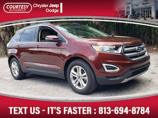 2016 Ford Edge SEL SEL FWD