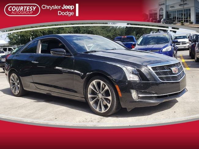 2015 Cadillac ATS Coupe Luxury RWD Coupe