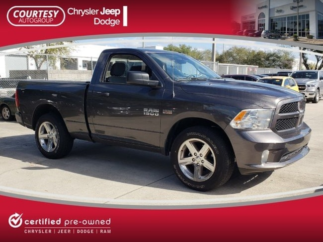 2017 Ram 1500 Express Express 4x2 Regular Cab 64 Box