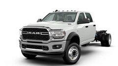 2020 Ram 5500 Chassis Cab 5500 TRADESMAN CHASSIS CREW CAB 4X4 84 CA Crew Cab