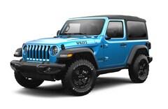 2021 Jeep Wrangler WILLYS 4X4 Sport Utility
