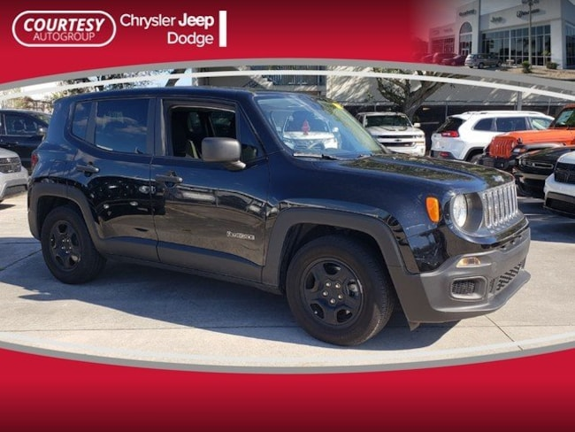 2017 Jeep Renegade Sport Sport FWD *Ltd Avail*