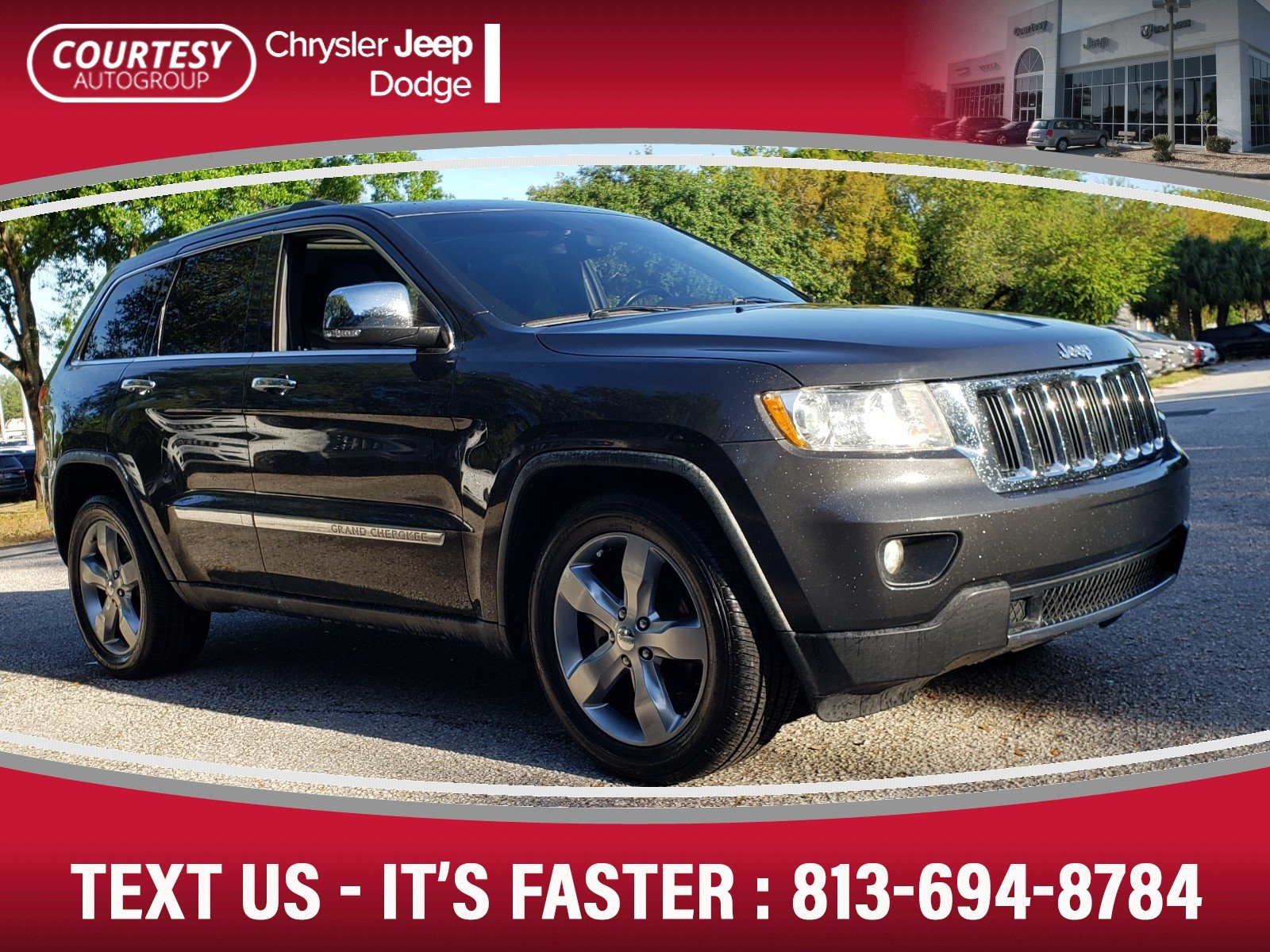 2011 Jeep Grand Cherokee Limited RWD  Limited