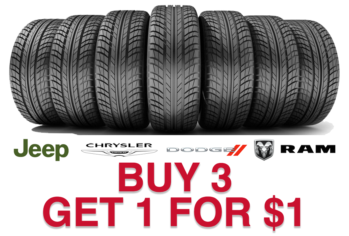 Bridgestone Tire Deals Tampa Courtesy Cdjr Tire Special