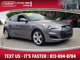 2012 Hyundai Veloster w/Black Int Coupe