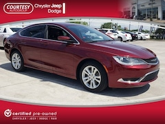 2017 Chrysler 200 Limited Platinum Limited Platinum FWD