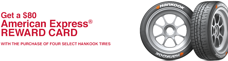 Hankook Tire Coupon