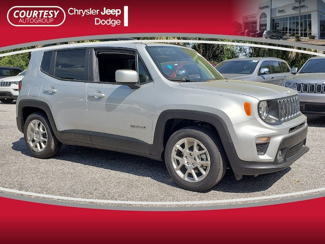Courtesy Chrysler Jeep Dodge >> New 2019 Jeep Renegade For Sale At Courtesy Chrysler Jeep