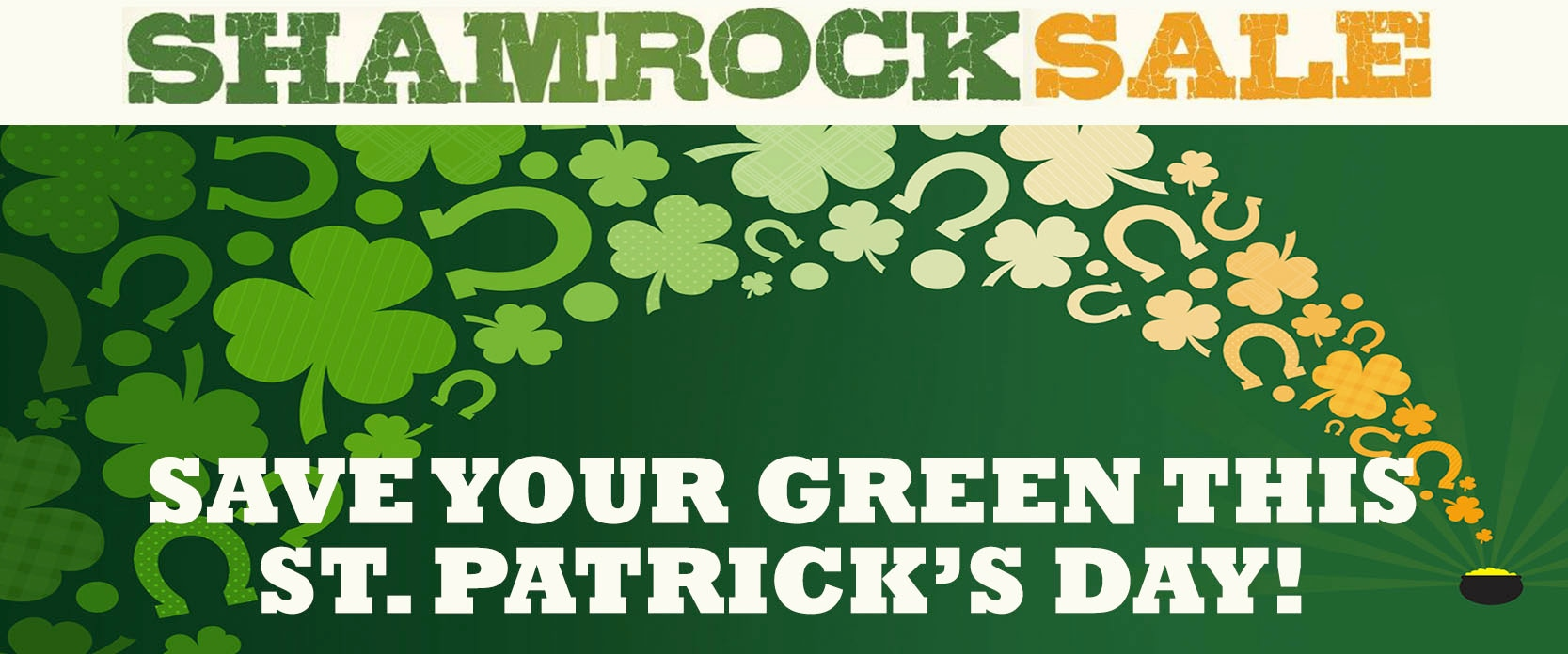 St Patrick's Day Offers at Courtesy Chrysler Dodge Jeep RAM in Tampa, Florida
