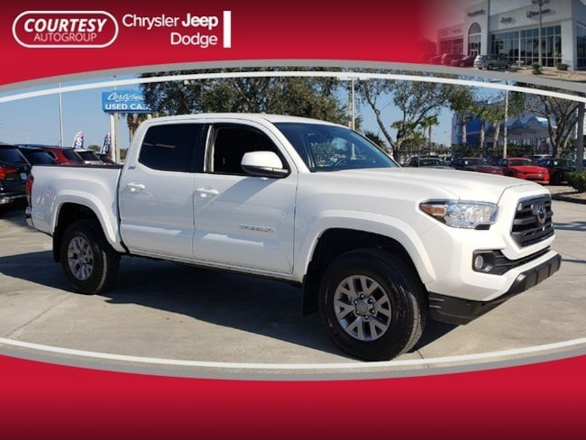 2019 Toyota Tacoma 4WD SR5 SR5 Double Cab 5 Bed V6 AT