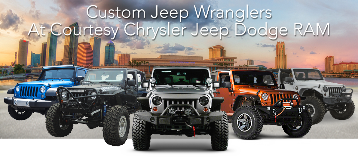 Lifted Jeeps For Sale >> Custom Jeeps For Sale Tampa Custom Jeep Wranglers For Sale