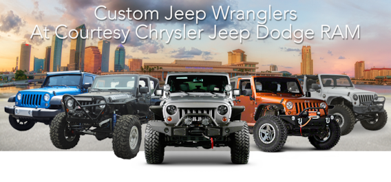 Jeep Dealership Tampa >> Custom Jeeps For Sale Tampa Custom Jeep Wranglers For Sale