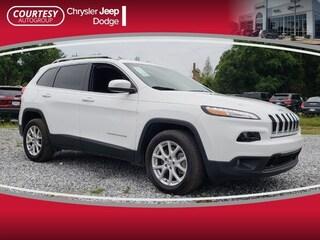2018 Jeep Cherokee Latitude Latitude FWD
