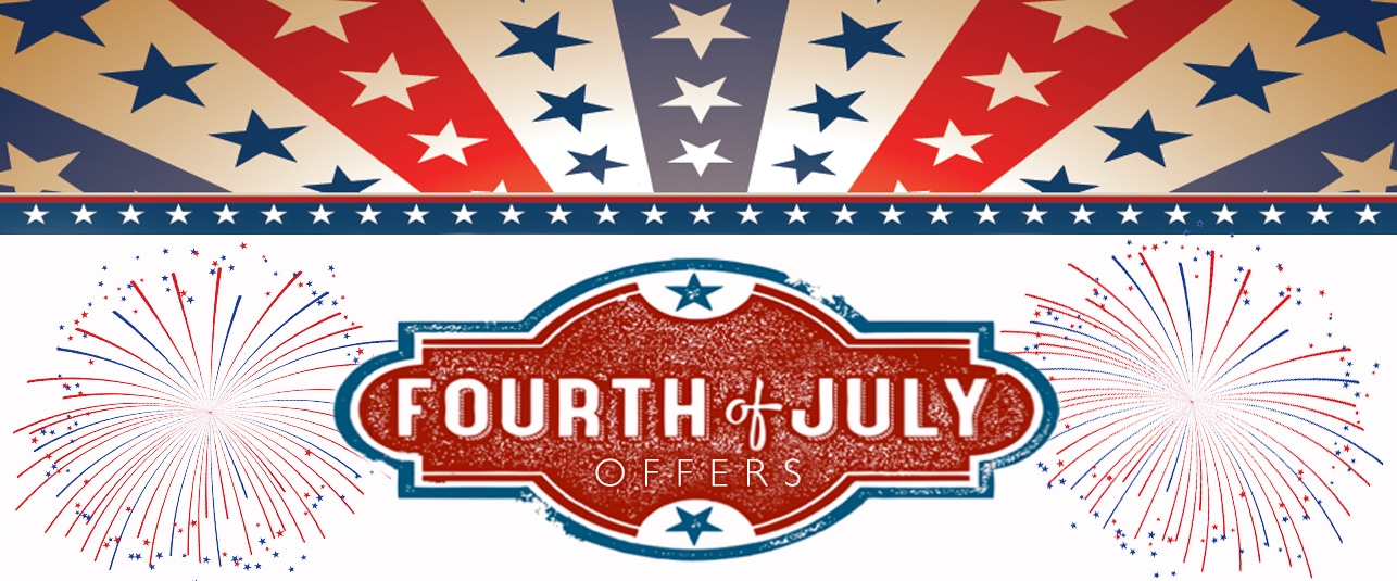 4th of July Offers Greenville