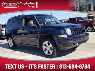 2013 Jeep Patriot Latitude 4WD  Latitude