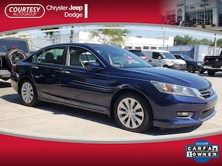 2015 Honda Accord Sedan EX I4 CVT EX