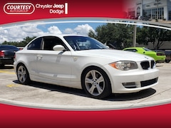 2008 BMW 1 Series 128i Coupe