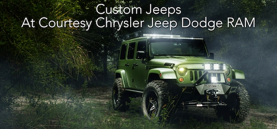 Jeep Lifts Tampa | Custom Jeeps For Sale