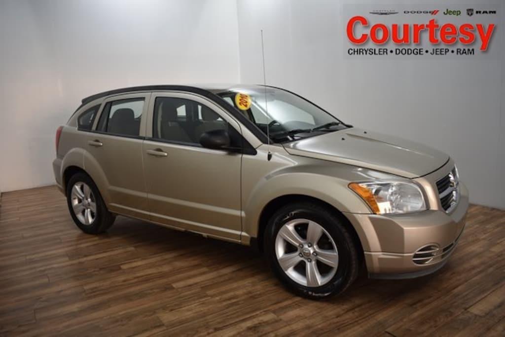 Used 2010 Dodge Caliber For Sale at Betten Imports   VIN: 1B3CB4HA5AD600827