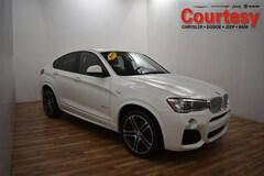 2015 BMW X4 Xdrive28i SUV