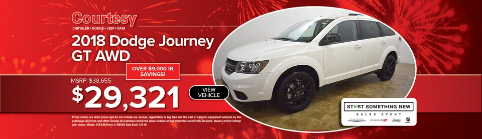 January Journey Special